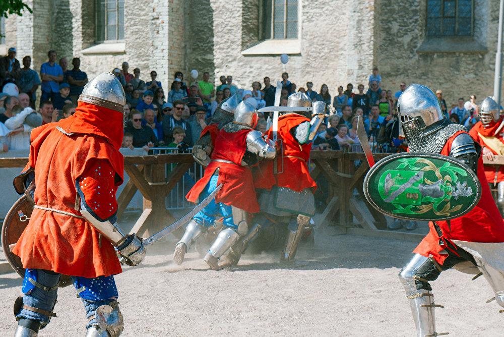 Жизнь средневекового Таллина