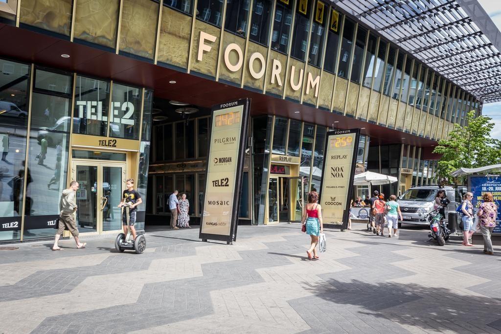Foorum в Таллине