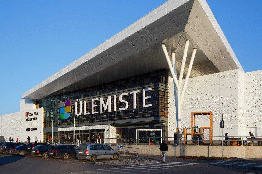 Ülemiste в Таллине