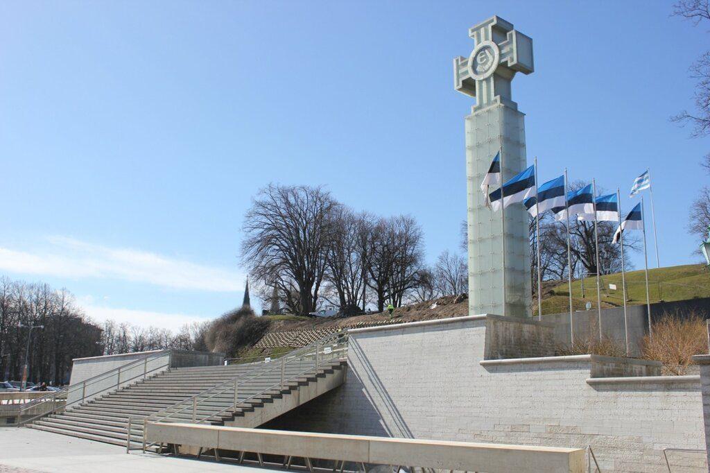 Памятник свободы в Таллине