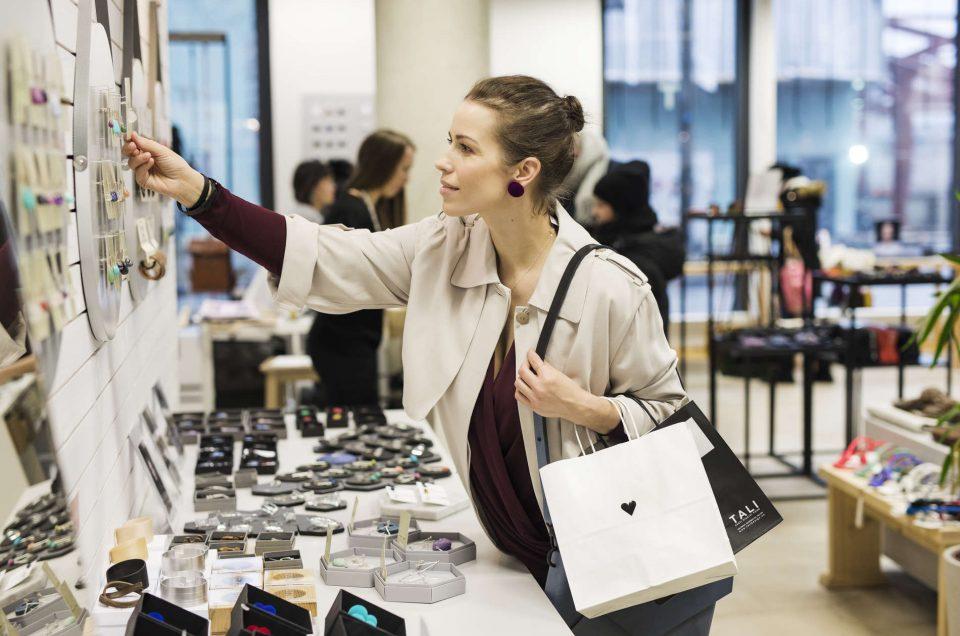 Где купить одежду в Таллине