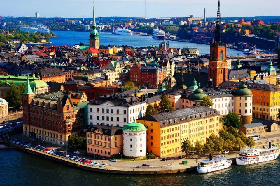 Лучшие смотровые площадки Стокгольма с отличным видом на город