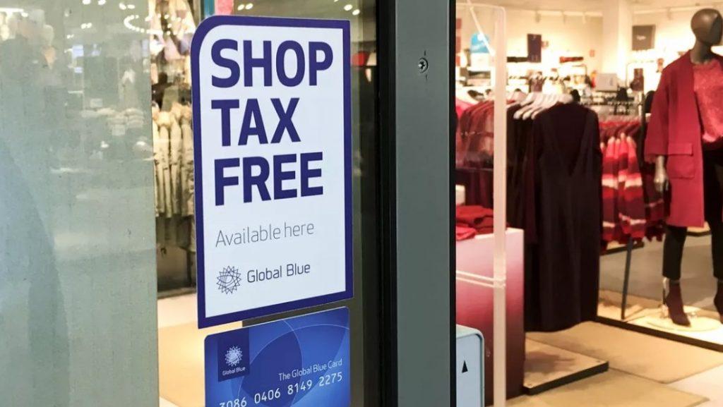 Taxfree в Эстонии