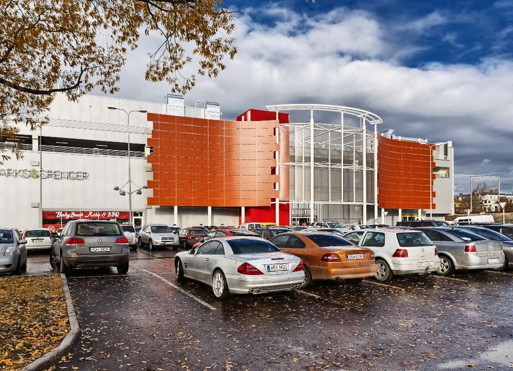 Торговый центр Kristiine Keskus
