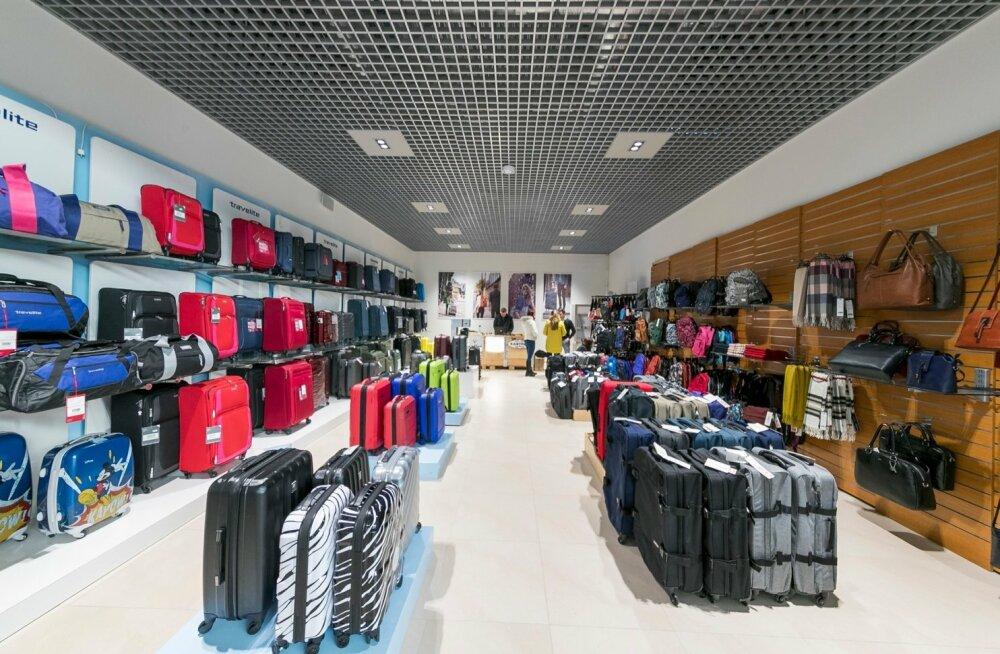 Магазин товаров для путешествий, спорта и отдыха Milshed
