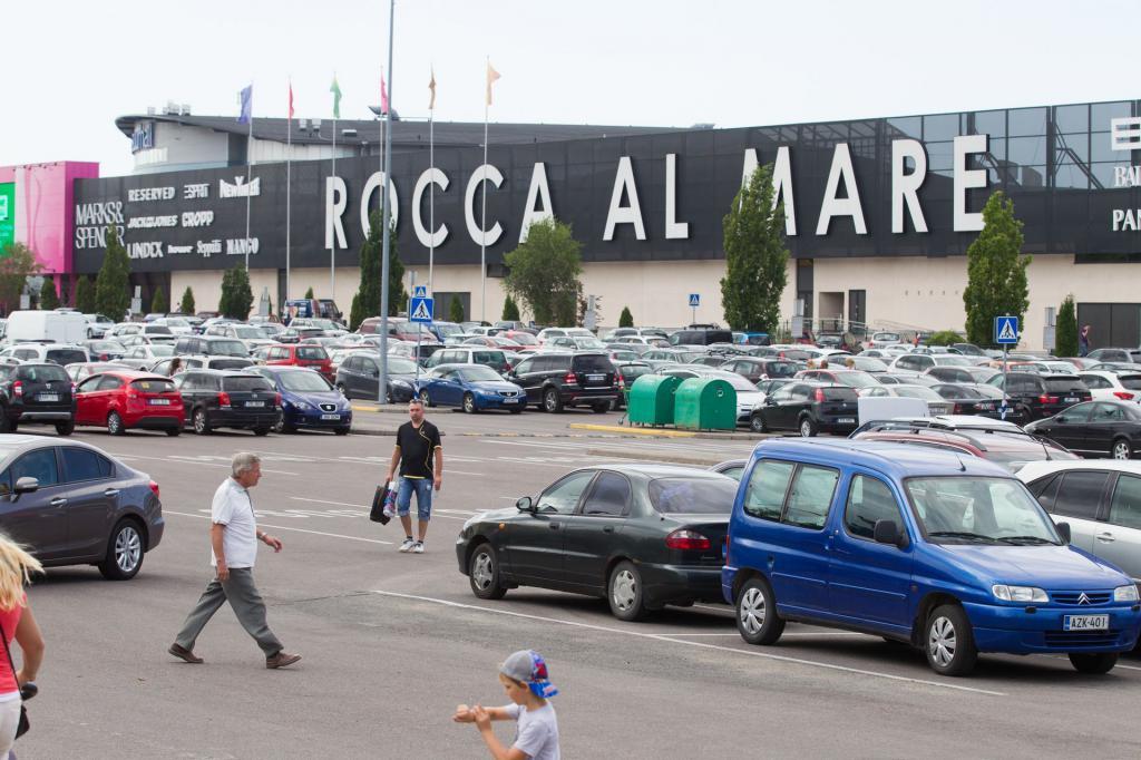 Rocca al Mare в Таллине