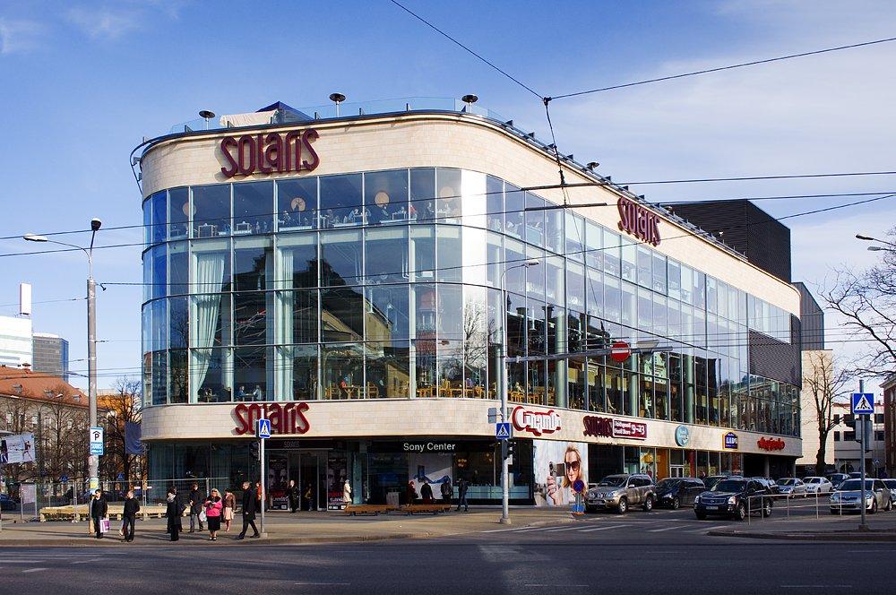Торговый центр Solaris