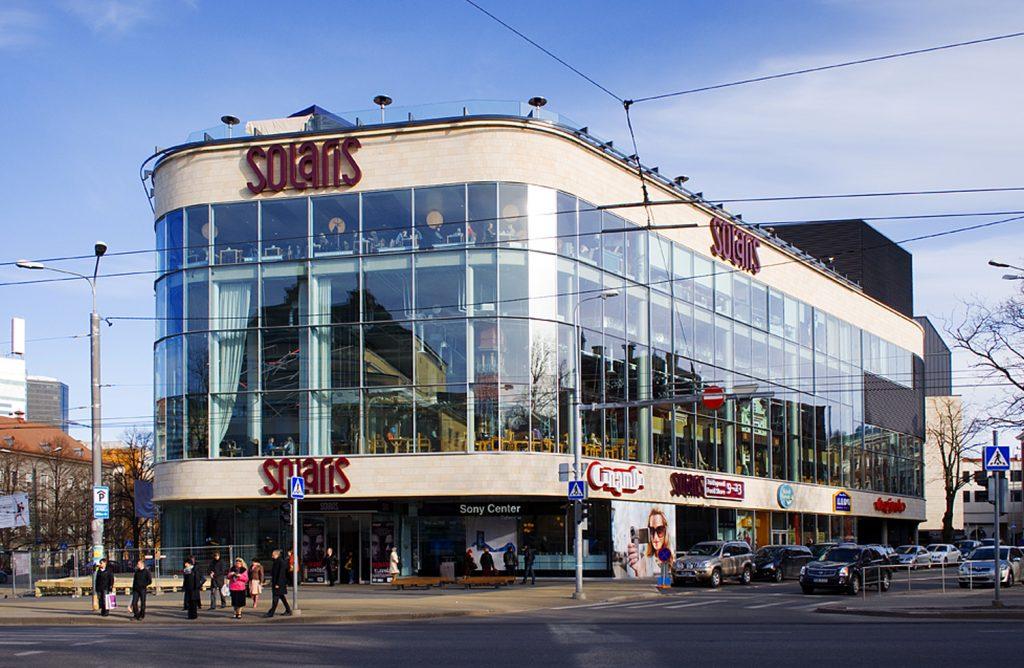 Solaris в Таллине