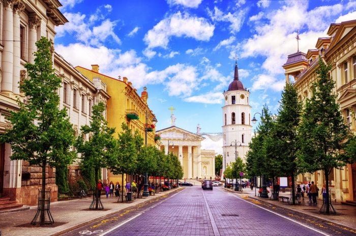 Тур Вильнюс – Рига – Стокгольм – Таллин, 4 дня