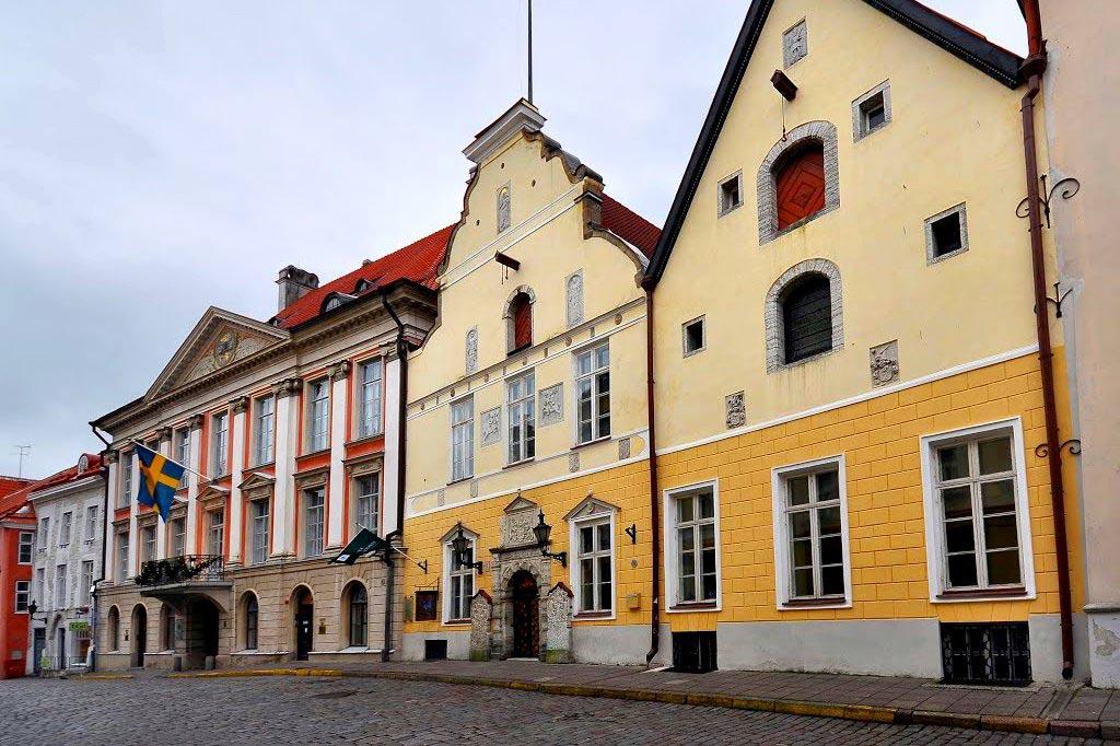 Дом Черноголовых в Таллине