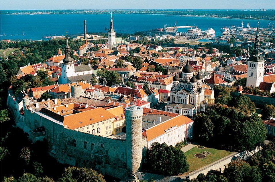 5 самых красивых городов Эстонии