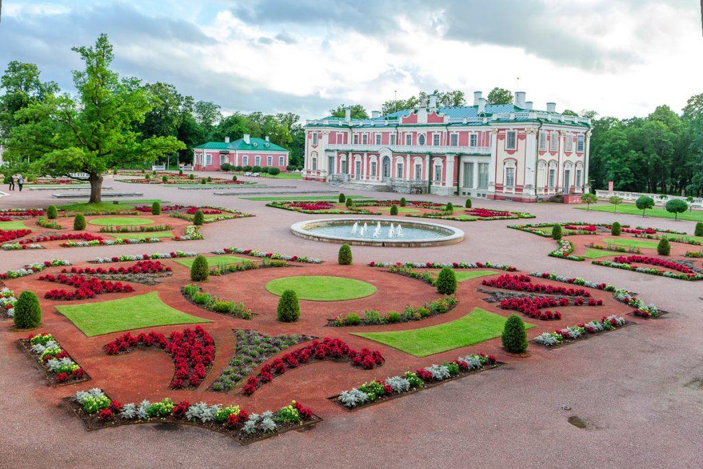 Кадриорг в Таллине