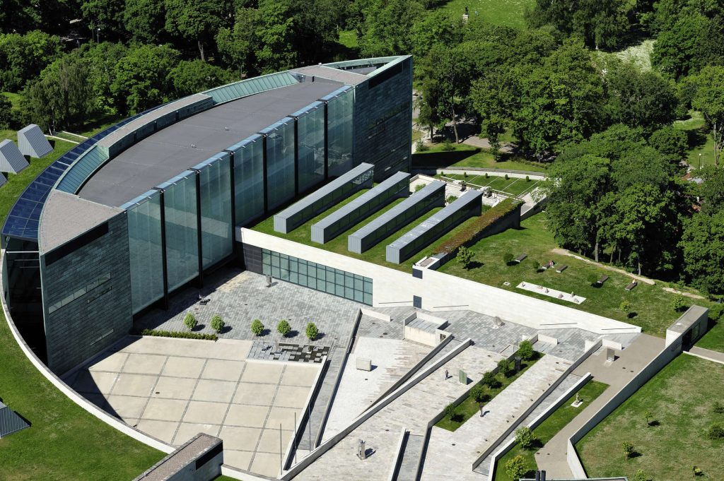 Художественный музей Куму в Таллине