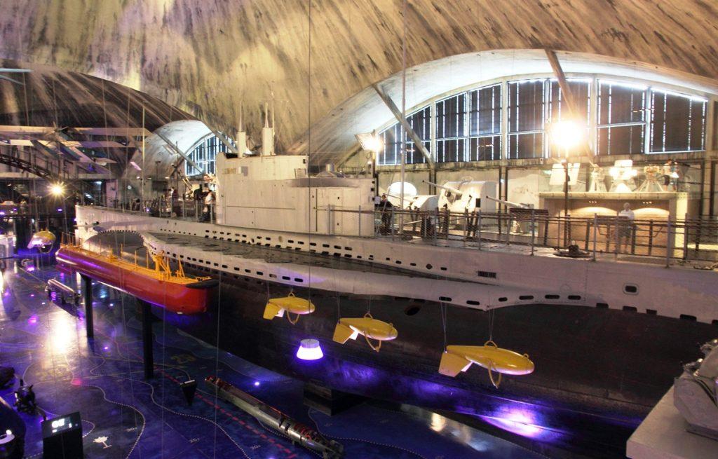 """Морской музей """"Леннусадам"""" в Таллине"""