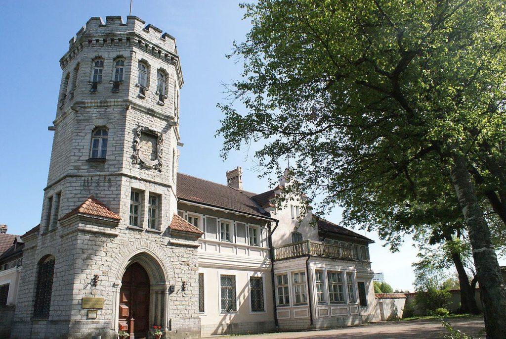 Замок Маарьямяги в Таллине