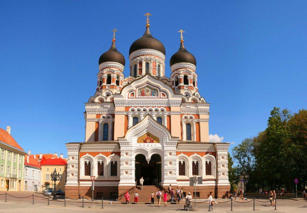 Церковь Александра Невского в Таллине