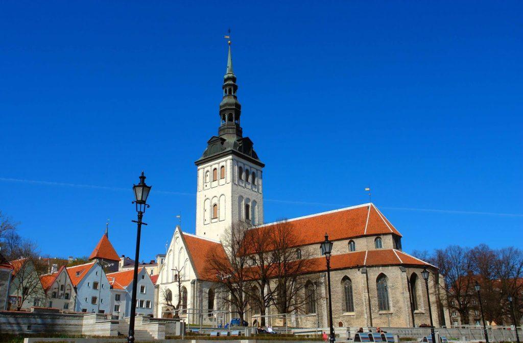 Церковь Святого Николая в Таллине