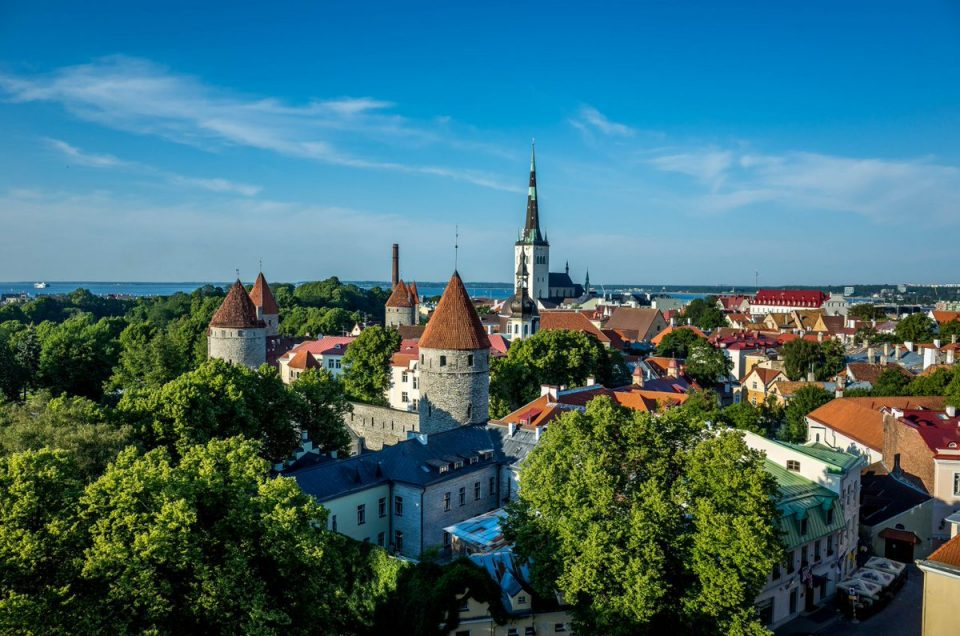 Как съездить в Эстонию из Санкт-Петербурга