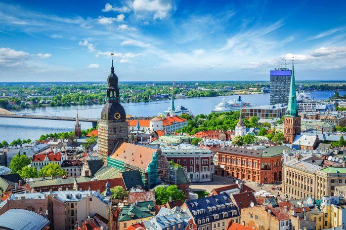 Туры в Латвию