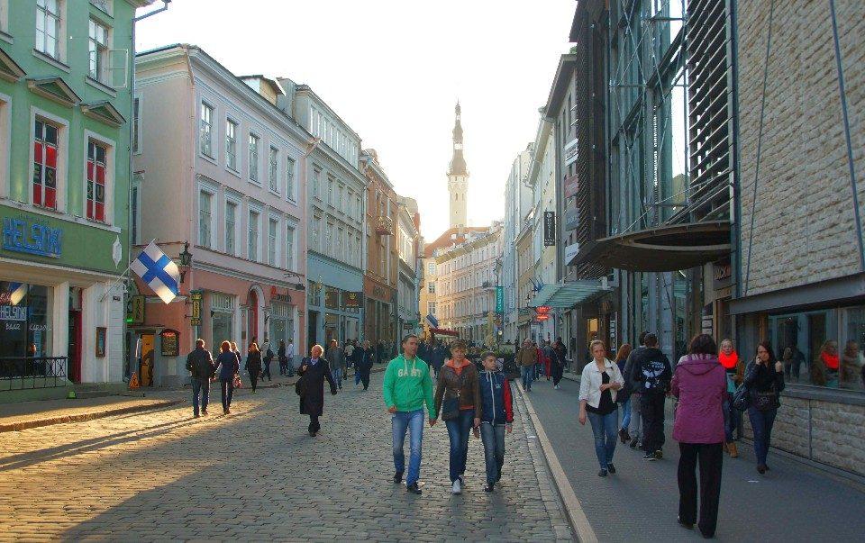 Шоппинг в Таллине