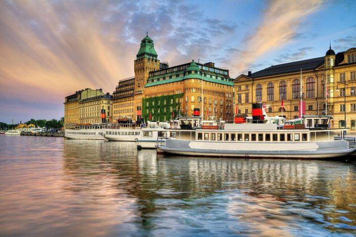 Швеция – Дания – Финляндия, 5 дней