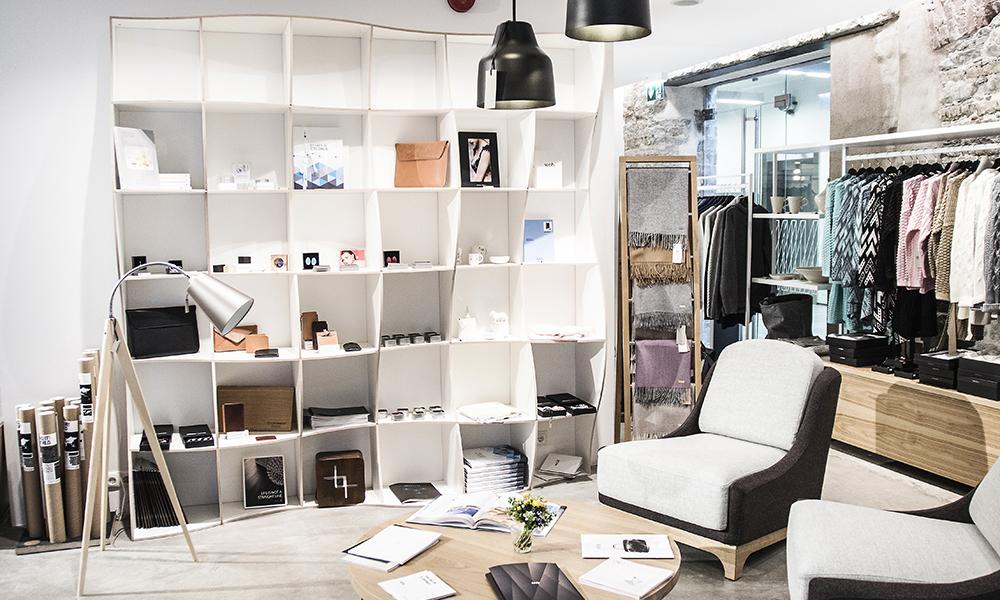 Магазин эстонского дизайна «Tali»