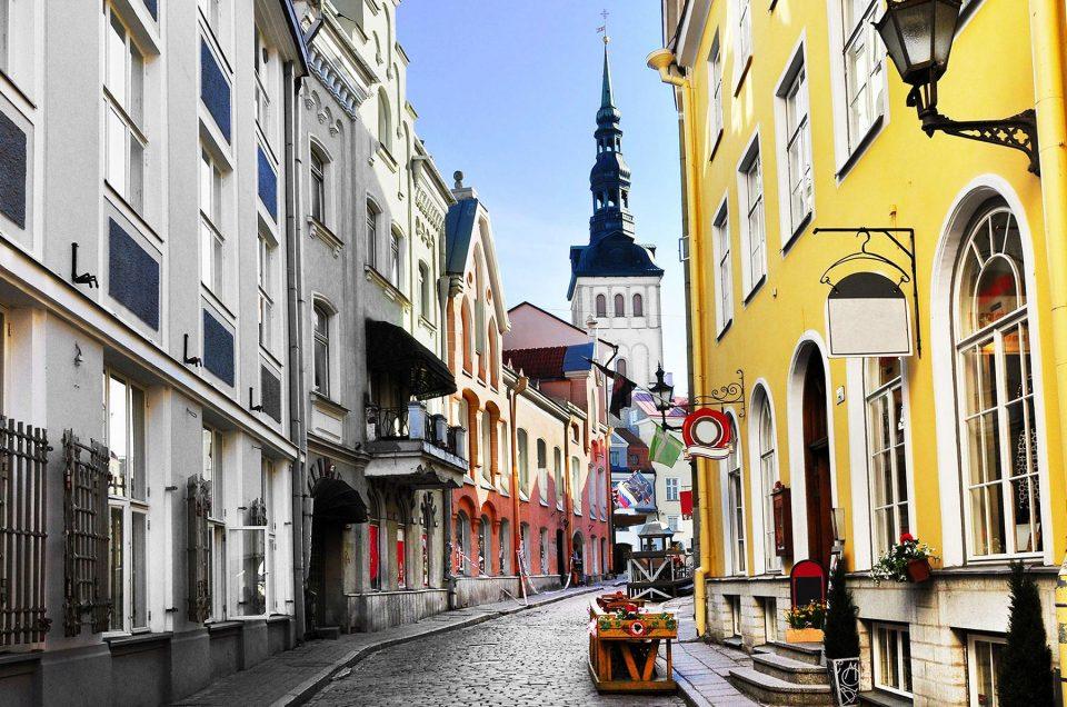 Топ-40 достопримечательностей Таллина