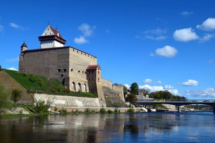 Тур по замкам Эстонии