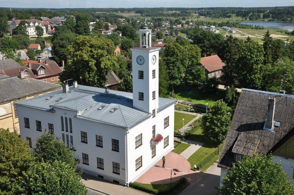 Церковь в Вильянди