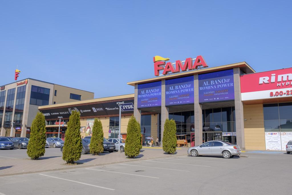 Торговый центр Fama Keskus