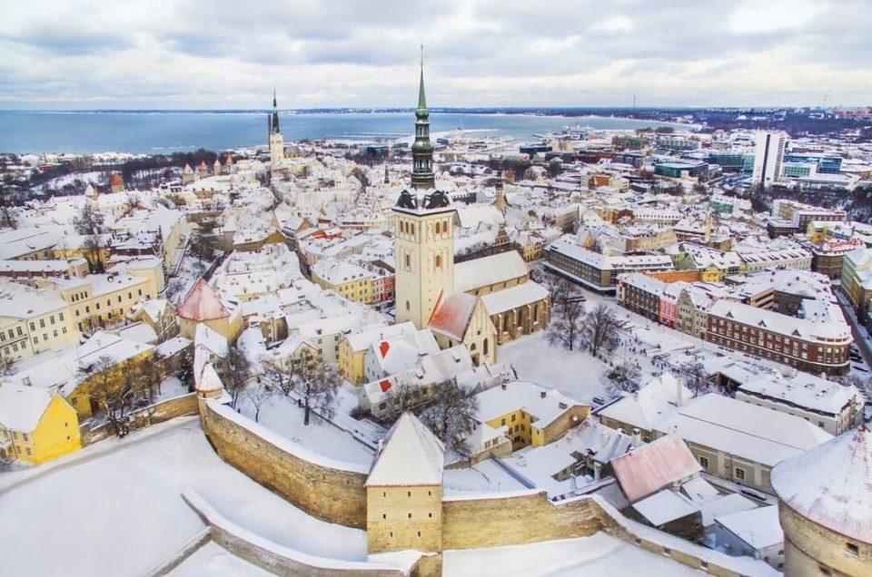 Таллин зимой: что посмотреть за 1-2 дня