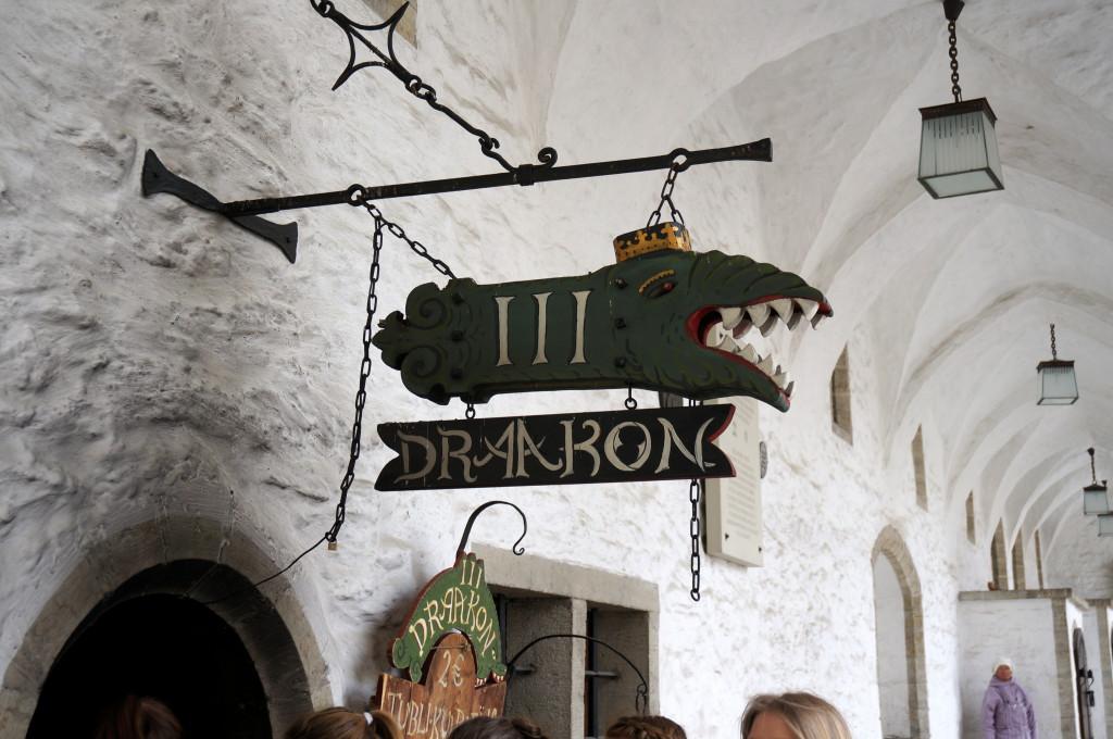 Корчма III Draakon