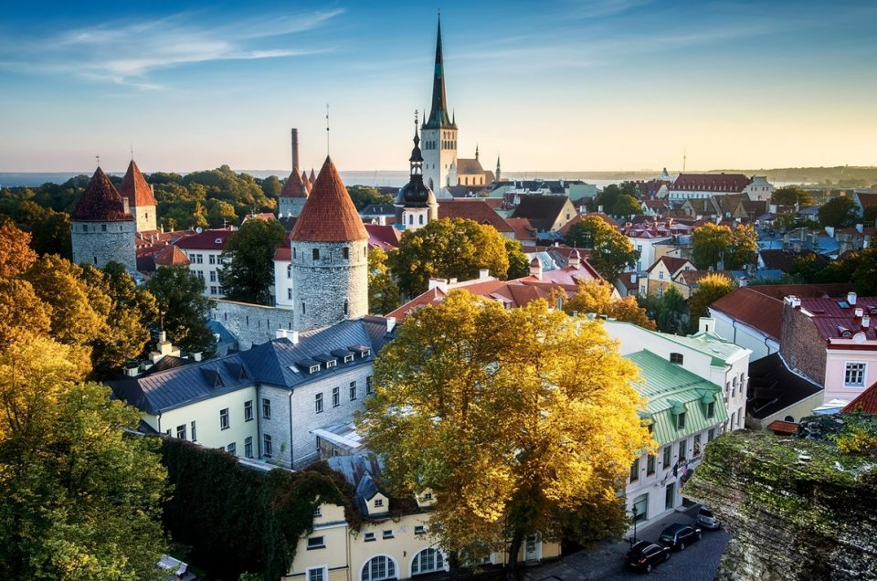 Недорогие отели в центре Таллина