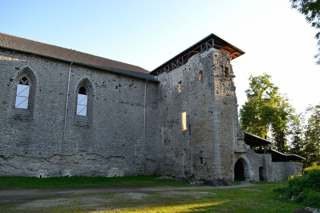 Замок Падизе