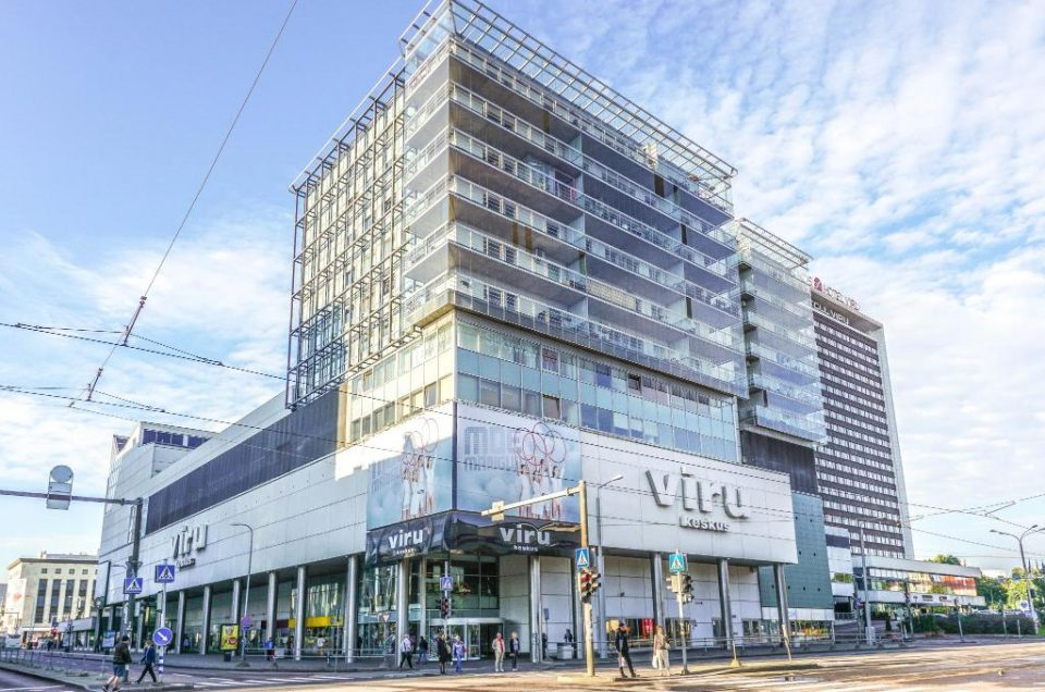 Торговый центр Viru (Virukeskus) в Таллине