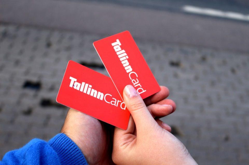 Карта туриста Tallinn Card