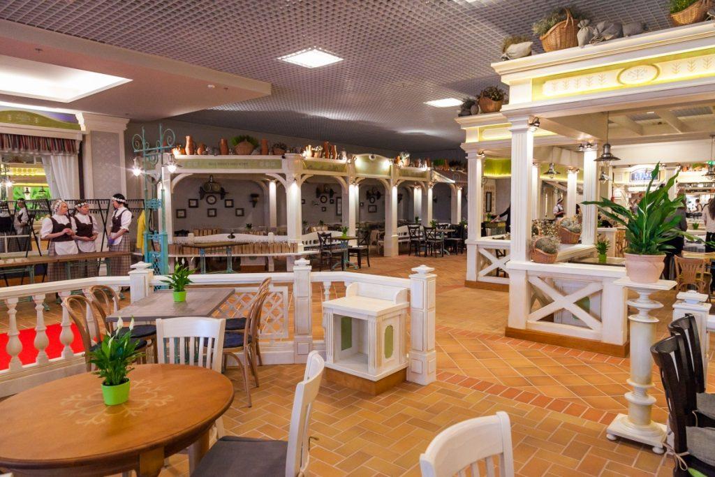 Ресторан Лидо (Lido) в Таллине