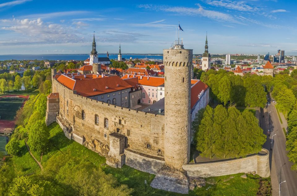 Самые известные замки Таллина