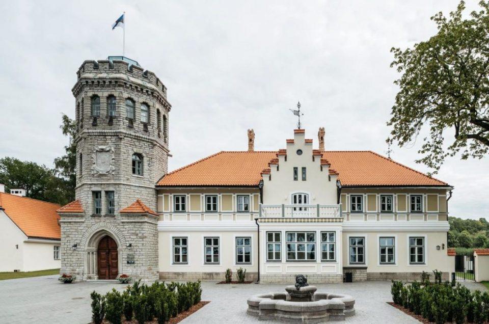 Эстонский исторический музей – замок Маарьямяэ