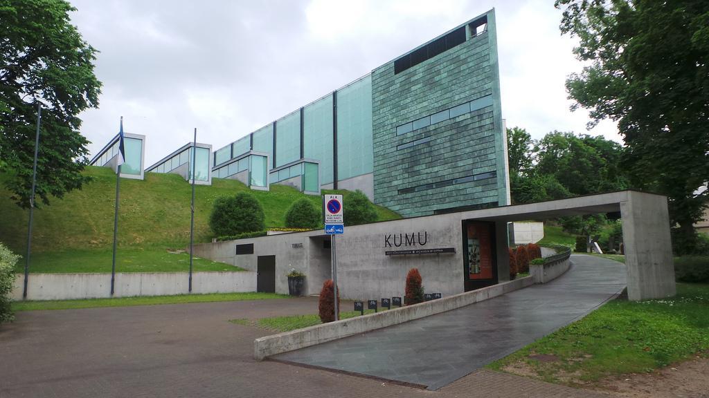 Национальный художественный музей Kumu в Таллине