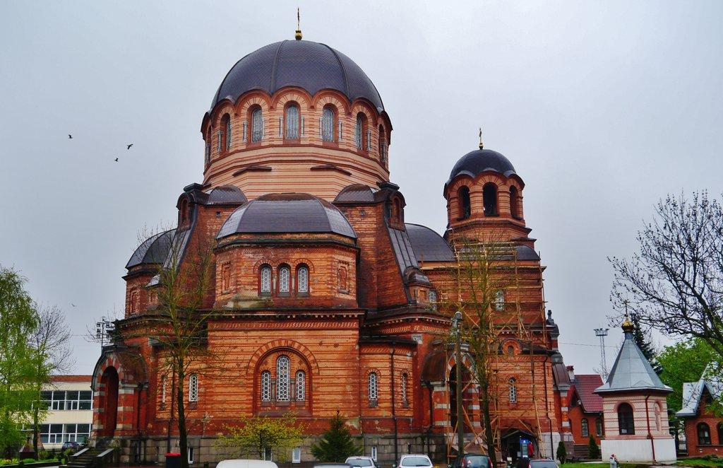 Нарвский Воскресенский собор
