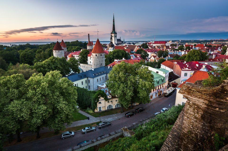 Что посмотреть в Таллине за 2-3 дня