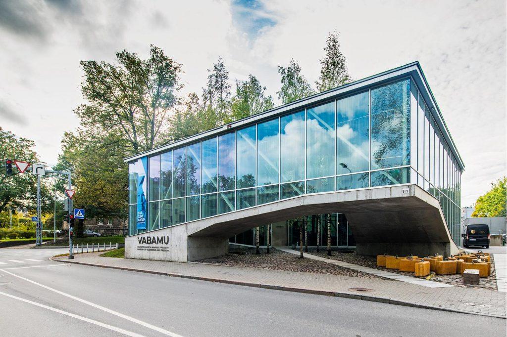 Музей оккупации и свободы Vabamu в Таллине