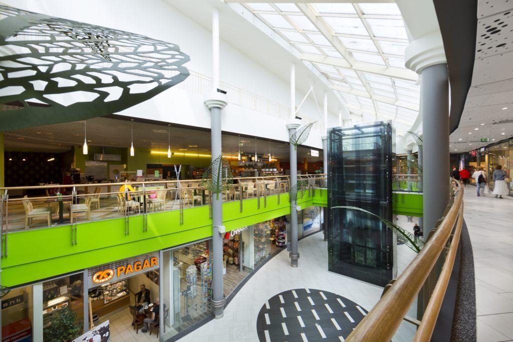 Торговый центр Ulemiste keskus