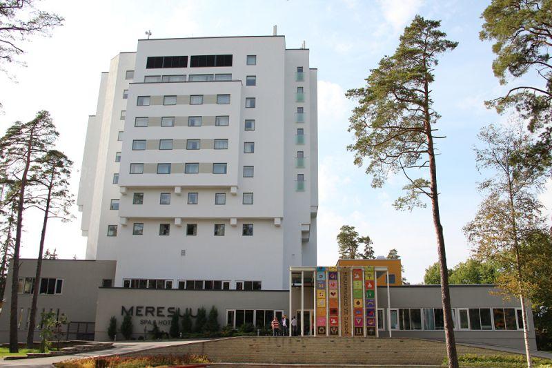 Отель Meresuu Spa
