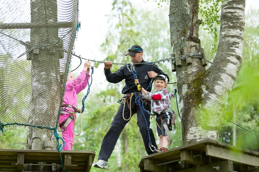 Парк развлечений Вембу-Тембумаа в Таллине