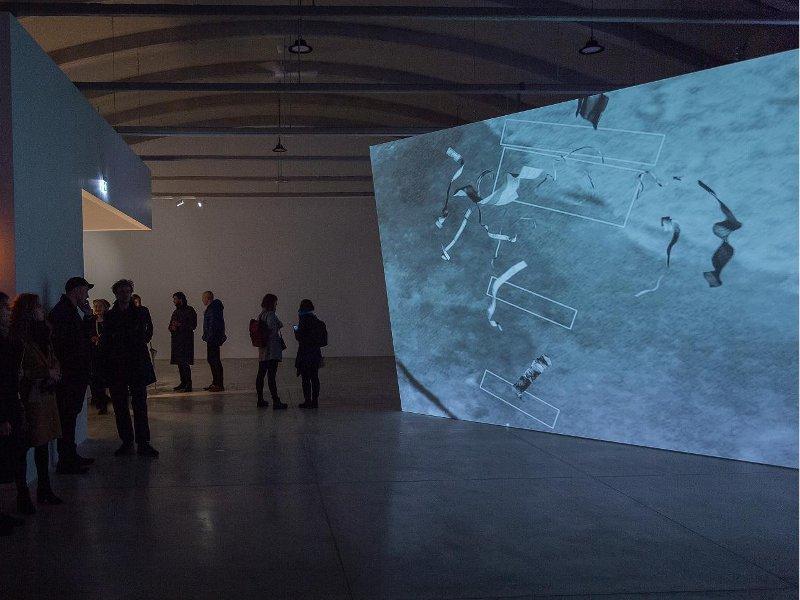 Интерактивная выставка в Kai Art Center в Таллине