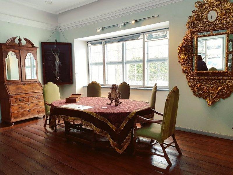 Убранство Дома-музея Петра I в Таллине